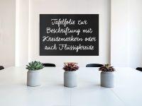 Tafelfolie zur Beschriftung mit Flüssigkreide | Kreidemarker | 137 cm breit